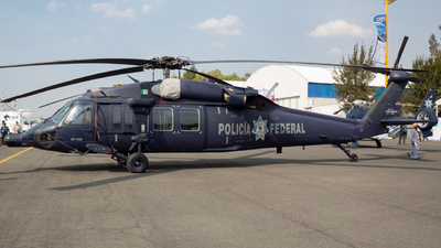 PF-106 - Sikorsky UH-60M Blackhawk - Mexico - Police