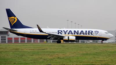 EI-GDK - Boeing 737-8AS - Ryanair