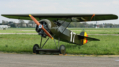 N111EV - Fokker D.VIII - Private