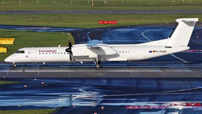 D-ABQD - Bombardier Dash 8-Q402 - Eurowings (LGW Luftfahrtgesellschaft Walter)