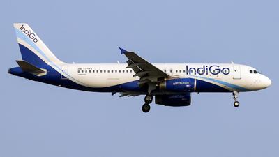 A picture of VTIFF - Airbus A320232 - IndiGo - © Jack  Li