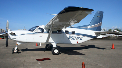 N504KQ - Quest Aircraft Kodiak 100 - Quest Aircraft Company