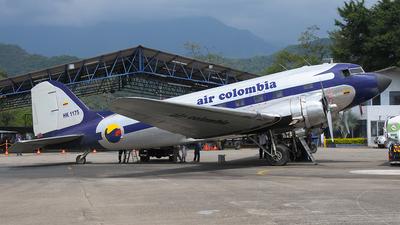 HK-1175 - Douglas C-47A Skytrain - Air Colombia