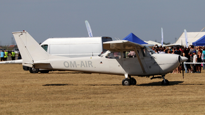 OM-AIR - Reims-Cessna FR172G Rocket - Private