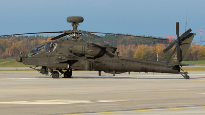 14-03024 - Boeing AH-64E Apache Guardian - United States - US Army