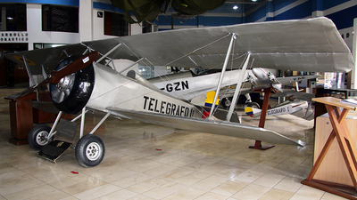 1 - Hanriot HD.1 - Private