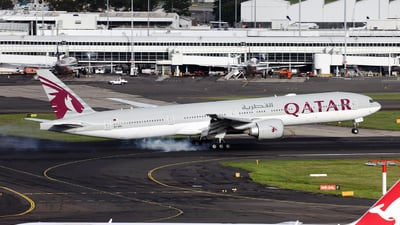 A7-BAI - Boeing 777-3DZER - Qatar Airways