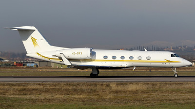 HZ-SK3 - Gulfstream G450 - Private