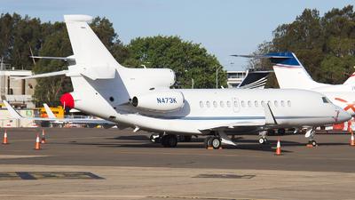N473K - Dassault Falcon 7X - Private