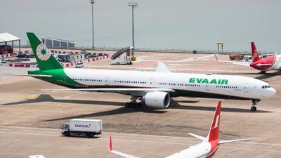 B-16738 - Boeing 777-36NER - Eva Air