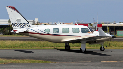 N310PG - Piper PA-31-325 Navajo C/R - Private