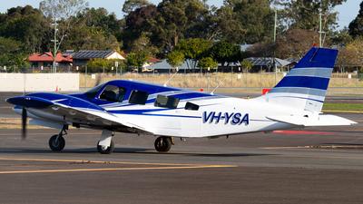 VH-YSA - Piper PA-34-220T Seneca III - Private