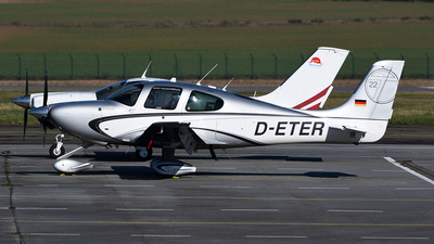 D-ETER - Cirrus SR22T-GTS - Private