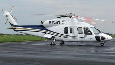 N76GV - Sikorsky S-76D - GrandView Aviation