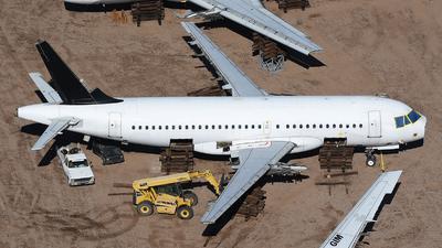 N636AC - Airbus A319-133 - Untitled