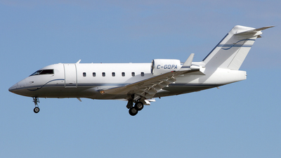 C-GQPA - Bombardier CL-600-2B16 Challenger 604 - Private