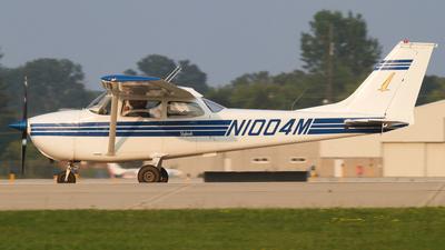 N1004M - Cessna 172L Skyhawk - Private