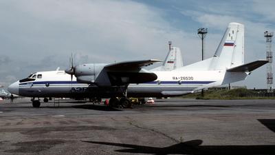 RA-26530 - Antonov An-26 - Baikal Airlines