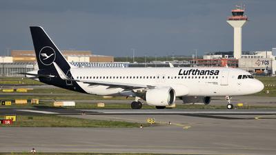 D-AINM - Airbus A320-271N - Lufthansa