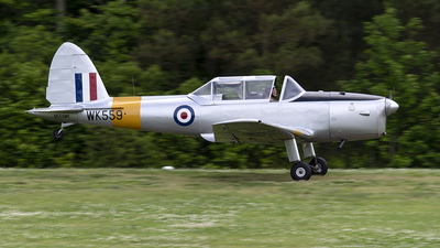N559WK - De Havilland Canada Chipmunk T.10 - Private