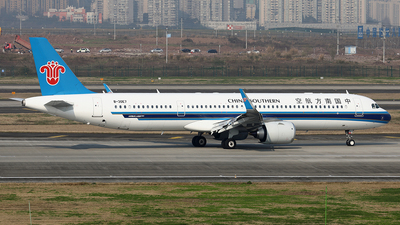 B-30E7 - Airbus A321-253NX - China Southern Airlines