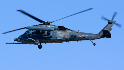 68-4583 - Sikorsky UH-60J Blackhawk - Japan - Air Self Defence Force (JASDF)