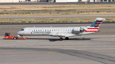 N728SK - Bombardier CRJ-701ER - American Eagle (SkyWest Airlines)