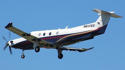 N617EX - Pilatus PC-12/47E - Private