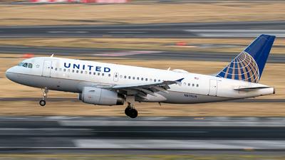 N815UA - Airbus A319-131 - United Airlines