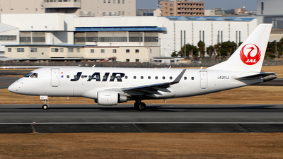 JA211J - Embraer 170-100STD - J-Air