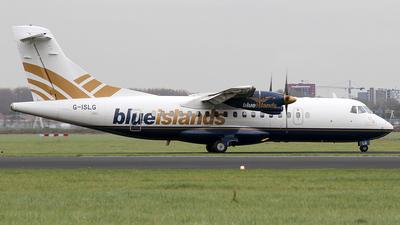 G-ISLG - ATR 42-300 - Blue Islands