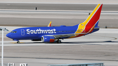 N766SW - Boeing 737-7H4 - Southwest Airlines