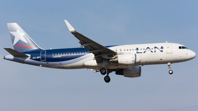 CC-BFI - Airbus A320-214 - LAN Airlines