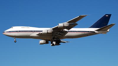 5-8106 - Boeing 747-270C(SCD) - Iran - Air Force