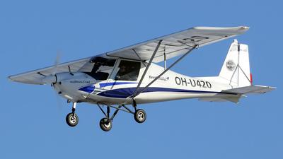 OH-U420 - Ikarus C-42B - Private