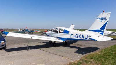 F-GXAJ - Gardan GY-80-160 Horizon - Private