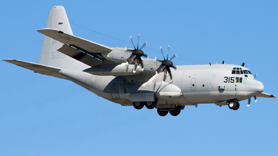 165315 - Lockheed KC-130T Hercules - United States - US Navy (USN)