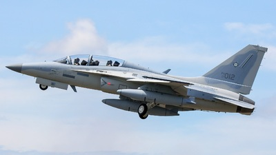 17-012 - Korean Aerospace Industries FA-50 - Philippines - Air Force