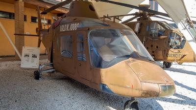 I-AGUL - Agusta A109A Hirundo - Agusta