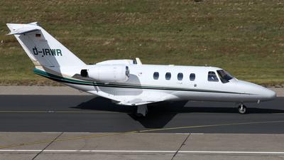 D-IRWR - Cessna 525 CitationJet 1 - Private