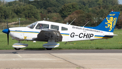 A picture of GCHIP - Piper PA28181 - [288290095] - © Stephen Duquemin