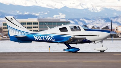 N821RC - Cessna T240 Corvalis TTX - Private