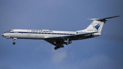 RA-65100 - Tupolev Tu-134A-3 - Donavia