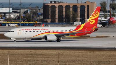 B-1346 - Boeing 737-84P - Hainan Airlines