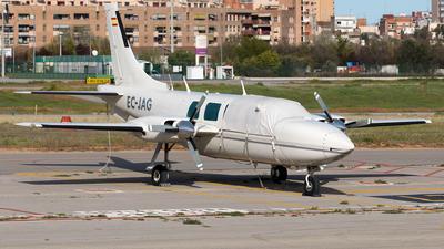 A picture of ECJAG - Piper PA60601 Aerostar - [610307109] - © Sebastian Sowa