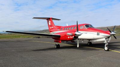 TF-NLB - Beechcraft 200 Super King Air - Norlandair