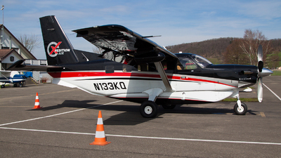 N133KQ - Quest Aircraft Kodiak 100 - Private
