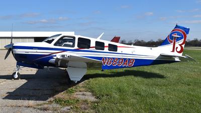 N689AB - Beech A36 Bonanza - Private