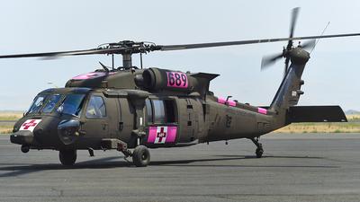 14-20689 - Sikorsky HH-60M Blackhawk - United States - US Army