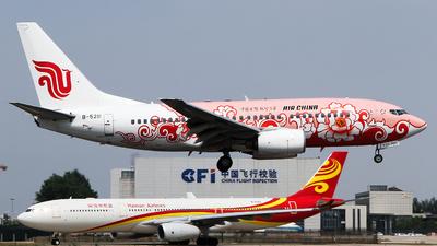 B-5211 - Boeing 737-79L - Air China